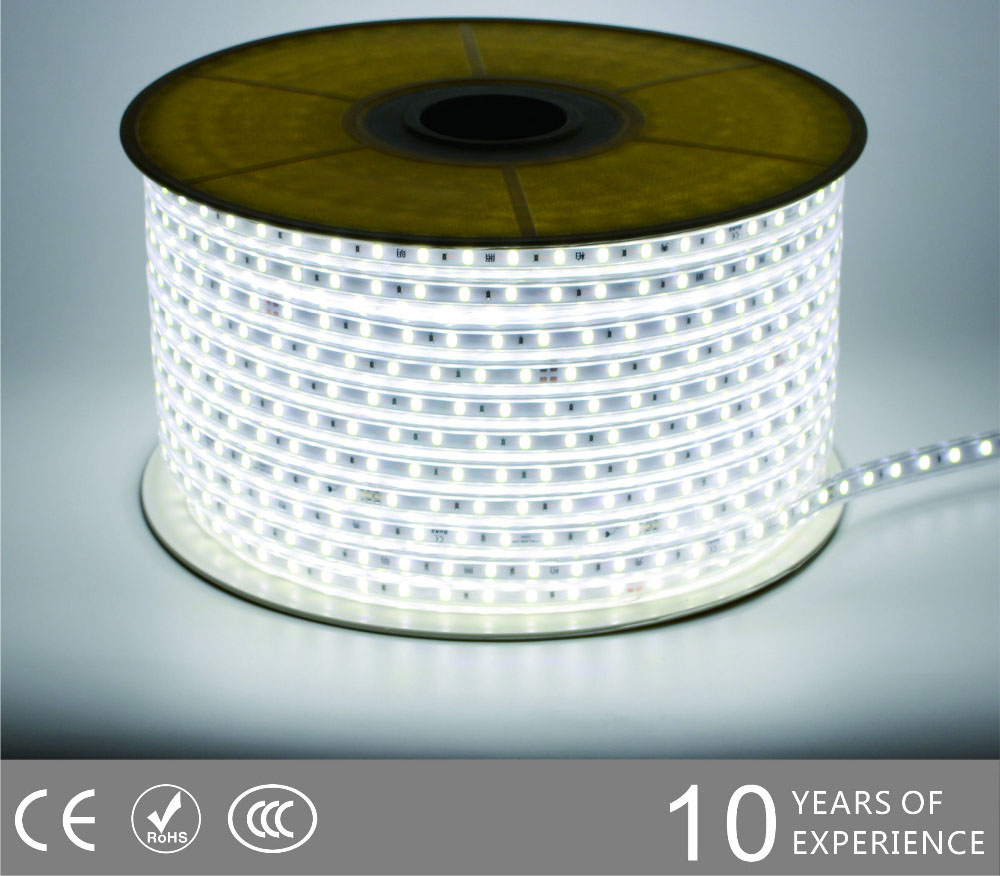Zhongshan ledas gamykla,LED juostelės šviesa,110V AC No Wire SMD 5730 LED ROPE LIGHT 2, 5730-smd-Nonwire-Led-Light-Strip-6500k, KARNAR INTERNATIONAL GROUP LTD