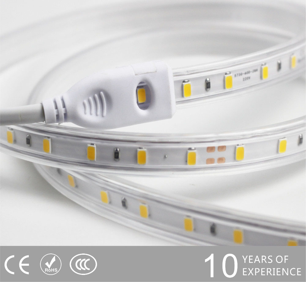 Zhongshan ledas gamykla,LED juostelės šviesa,110V AC No Wire SMD 5730 LED ROPE LIGHT 4, s2, KARNAR INTERNATIONAL GROUP LTD