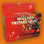 led Holiday party string Lights Power Packing 4, 0-4, KARNAR INTERNATIONAL GROUP LTD