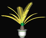LED-kokosnöt palm ljus KARNAR INTERNATIONAL GROUP LTD