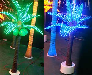 LED Kokospalme LIGHT KARNAR INTERNATIONAL GROUP LTD